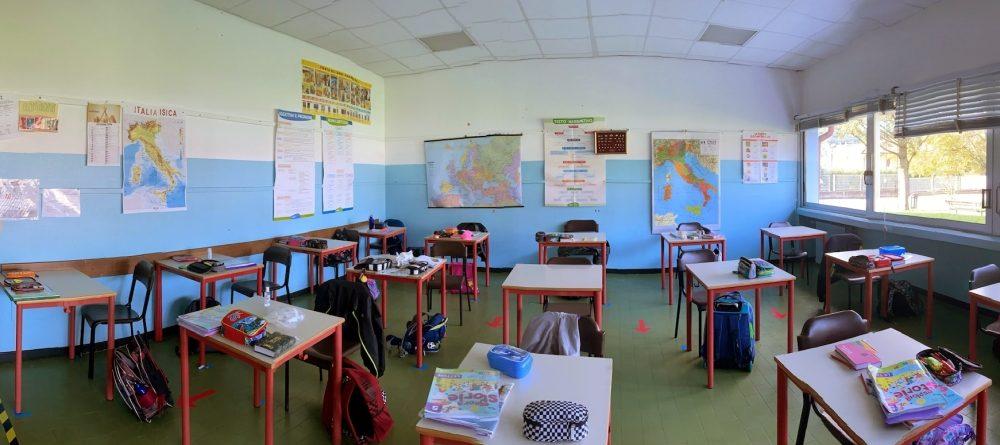 foto di una classe icnave