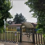 ingresso della scuola Anna Frank